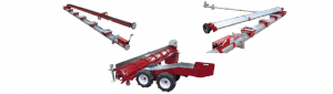 Hutchinson Commercial Bin Unload Equipment - Hutchinson Commercial Power Sweep