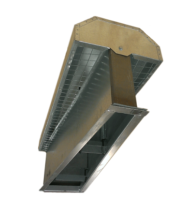 Ripco Distribution High Mount Roof Vent