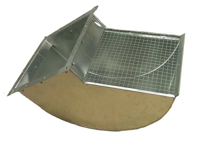 Ripco Distribution J 10 12 Roof Vent