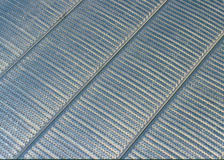 18 Ripco Distribution 20ga Perforated Channel Lock Floor