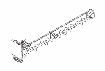 Hutchinson - Hutchinson 810 Series Commercial Klean Sweep for 48' Bin