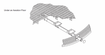 "Hutchinson - 6"" Hutchinson Complete Unloading System for 29'-31' Bin"