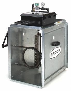 Brock - Brock Downstream Centrifugal Heater Liquid Propane - On/Off for Fan Model LC27-20