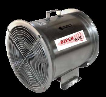 """RIPCO Distribution - 12"""" RIPCO Air Axial Fan - 1 HP 3PH 230/460V"""
