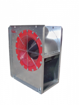 "RIPCO Distribution - 22"" RIPCO Air Centrifugal Fan with Control - 5HP 1PH 230V"