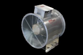 "RIPCO Distribution - 24"" RIPCO Air Axial Fan with Control - 5 HP 1 PH 230V"