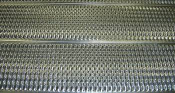 RIPCO Distribution - 18' RIPCO Distribution 20GA Hawkeye Louvered Cut Floor