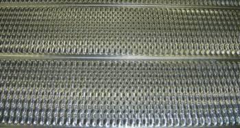 RIPCO Distribution - 21' RIPCO Distribution 20GA Hawkeye Louvered Cut Floor