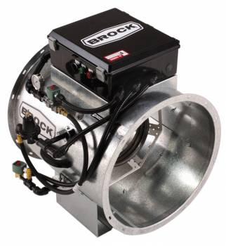 "Brock - 28"" Brock Axial Heater Natural Gas & Propane Vapor - Hi-Lo - for Fan Model AX28 or LC27-LC30"
