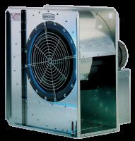 "Fans Less Controls - 27"" DiameterCentrifugal Low-Speed Fans Less Controls - Brock - 27"" Brock Centrifugal Fan - 10 HP 3 PH 575V"