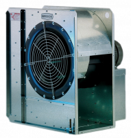 "Fans Less Controls - 27"" Diameter Centrifugal Low-Speed Fans Less Controls - Brock - 27"" Brock Centrifugal Fan with Open Drip Proof Motor- 15 HP 1 PH 230V"