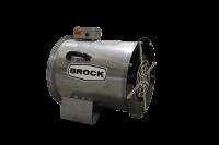 """Brock - 24"""" Brock In-Line Centrifugal Fan - 5 HP 3 PH 230V - Image 1"""