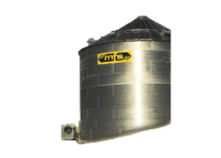 MFS Flat Bottom Bins - MFS Farm Bins - MFS - 21' MFS Farm Grain Bins