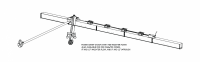 Hutchinson New Commercial Power Sweep - Hutchinson New Commercial Power Sweep for Model 50 Mass-Ter Mover - Hutchinson - Hutchinson 5HP New Commercial Power Sweep for Model 50 Mass-Ter Mover for 42' Bin