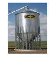 Shop by Capacity - Farm Hopper Tanks < 1,500 Bushels - MFS - 12' MFS Farm Hopper Tank