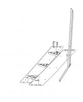 """Greene Galvanized Stairs - Greene Sidewall Stairs - Greene - 32"""" Greene Stair Section"""