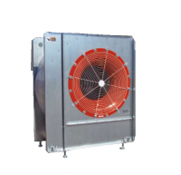 "Fans With Controls - 27"" Diameter Centrifugal Low-Speed Fans With Controls - Farm Fans, Inc. - 27"" Farm Fans Centrifugal Fan with Control - 10HP 3PH 575V"