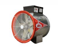 """Farm Fans, Inc. - 24"""" Farm Fans Axial Fan with Control - 7.5 HP 3 PH 460V"""