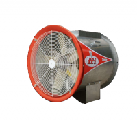 "Fans Less Controls - Farm Fans 12"" Vane Axial Fans Less Controls - Farm Fans, Inc. - 12"" Farm Fans Axial Fan - 1HP 3PH 230V"