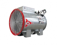"Drying Accessories - Fan & Heater Combo Units - Farm Fans, Inc. - 42"" Farm Fans Natural Gas Fan Heater Combo Unit - 30HP 3PH 220V"