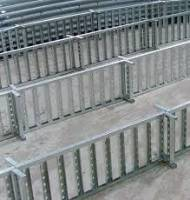 Bin Floors - Brock Floor Supports - Brock - Brock Parthenon High Support - Short