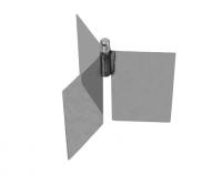 BinMaster Rotary Level Control - BinMaster Paddles - BinMaster - BinMaster GRP-28 Paddle