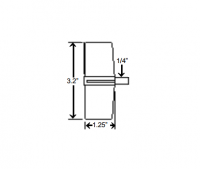 BinMaster Rotary Power Pacs - BinMaster Mini-Rotary - BinMaster - BinMaster Mini-Rotary 4-Vane Paddle