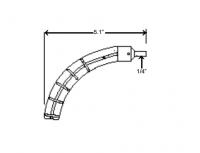 BinMaster Rotary Power Pacs - BinMaster Mini-Rotary - BinMaster - BinMaster Mini-Rotary Insertable Bayonet Paddle