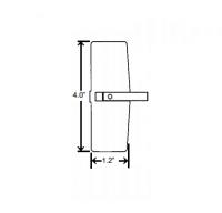 BinMaster Rotary Power Pacs - BinMaster Mini-Rotary - BinMaster - BinMaster Mini-Rotary Single-Vane Paddle