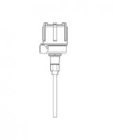 BinMaster Capacitance Probe Assemblies - BinMaster Unshielded Delrin Sleeved 3-A/USDA Probes - BinMaster - BinMaster Custom Length Unshielded Delrin Sleeved 3-A Probe