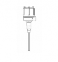"BinMaster Capacitance Probe Assemblies - BinMaster Shielded Bare Stainless Steel Probes - BinMaster - BinMaster 24"" Shielded Bare Stainless Steel Probe"