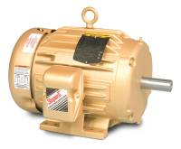 Baldor - 15HP Baldor TEFC 3 Phase Energy Efficient Electric Motor