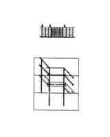 Greene Galvanized Stairs - Greene Easy Step Sidewall Stairs - Greene - Greene Rest Landing Mid Sheet