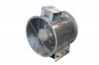 "Fans With Controls - RIPCO Air 24"" Vane Axial Fans With Controls - RIPCO Distribution - 24"" RIPCO Air Axial Fan with Control - 10 HP 1 PH 230V"