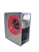"Fans With Controls - 27"" Diameter Centrifugal Low-Speed Fans With Controls - RIPCO Distribution - 27"" RIPCO Air Centrifugal Fan with Control - 20 HP 230/460V"