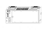 SmartBob2 & TS1 Control Options - SmartBob Universal Communication Modules & Tophats - BinMaster - BinMaster MUCM Modbus Plus Communication Tophat