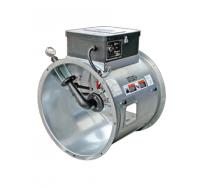 "Farm Fans, Inc. - 18"" Farm Fans Deluxe Heater Natural Gas & Propane Vapor"